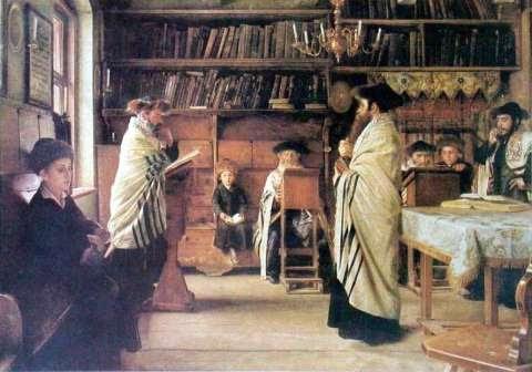 The New Year, Rosh Hashanah