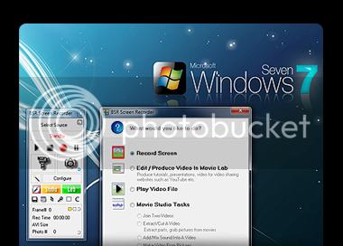 برنامج BSR Screen Recorder 6 لتصوير شاشة سطح المكتب بالفيديو لعمل شروحات احترافية 2015