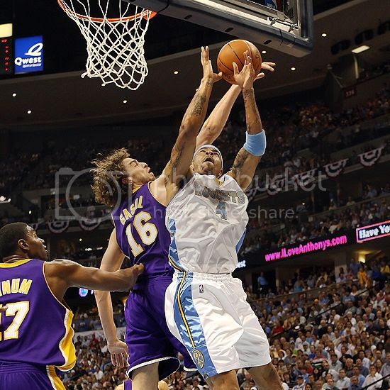 DK Sports: LA Lakers vs Denver Nuggets Game 6 Photos and ...