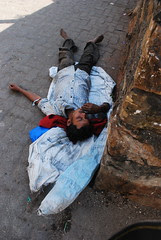You Can Remove Drug Addicts From Bandra But Not Bandra From The Soul of Drug Addicts by firoze shakir photographerno1