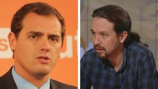 Albert Rivera/Pablo Iglesias