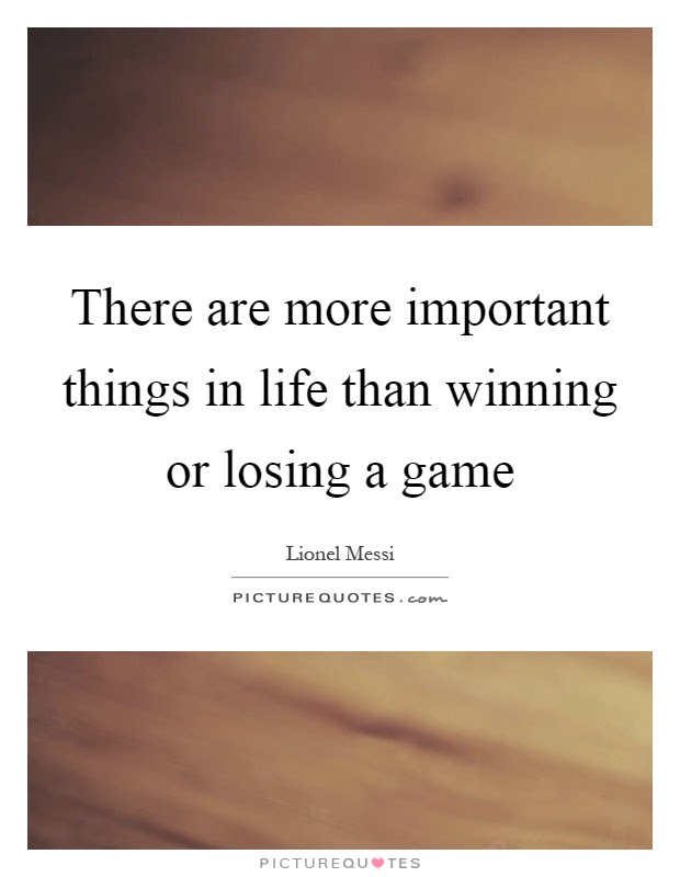 Winning Losing Quotes Sayings Winning Losing Picture Quotes