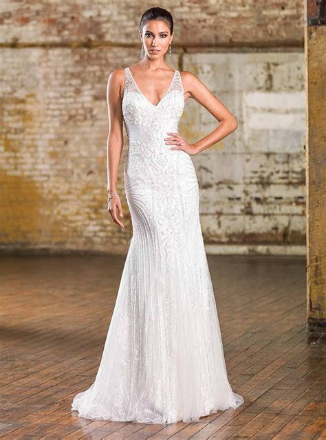 Figure Flattering: Which Wedding Dress Style Suits Your