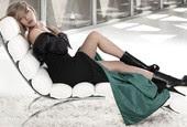 Scarlett Johansson Megasensual Botas Con Taconazos