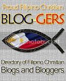 Proud Filipino Christian Bloggers