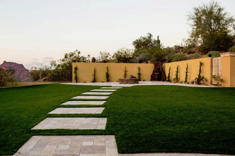 Mesa And Gilbert Az Custom Landscaping Services New Image