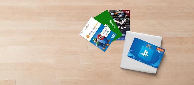 SORTEIO GIFTCARD DE $ 100 DÓLARES (XBOX, PS4, SWITCH, PC)