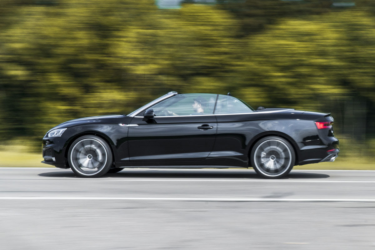 ABT Sportsline Gets the Audi A5 Cabriolet Ready for Summer