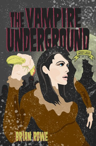 The Vampire Underground (Grisly High, No. 1)