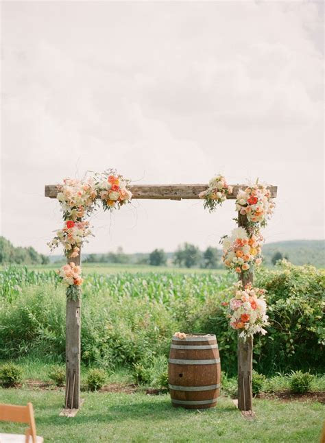 Best 25  Wedding arch flowers ideas on Pinterest   Flower
