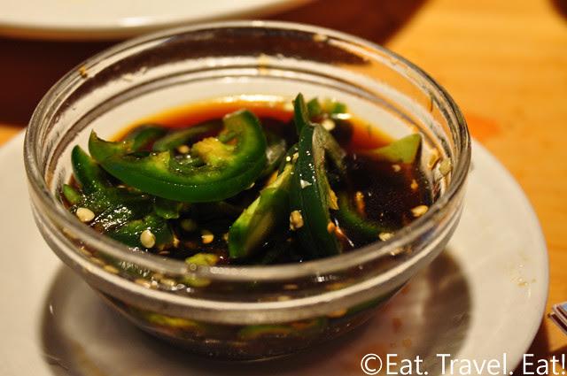 Koi Palace- Daly City, CA: Jalepeno Soy Sauce