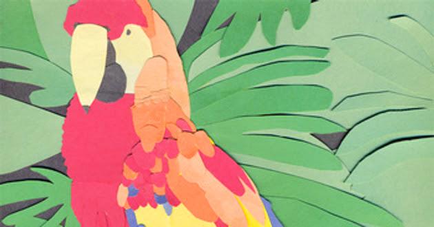 Algernon Cadwallader -- Parrot Flies