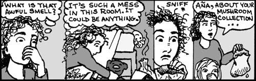 Home Spun comic strip #824