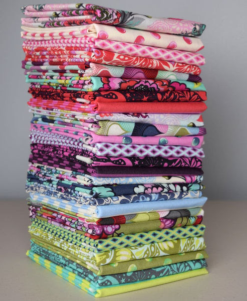 Elizabeth by Tula Pink for Free Spirit Fat Quarter Bundle