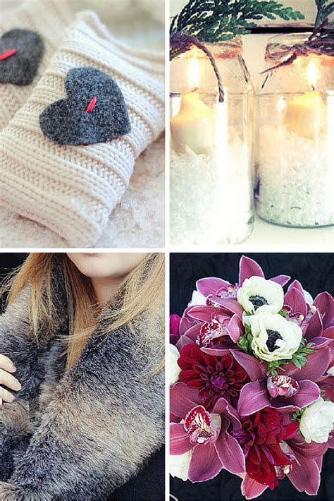 59  DIY Wedding Ideas for a Winter Wedding: Colors and