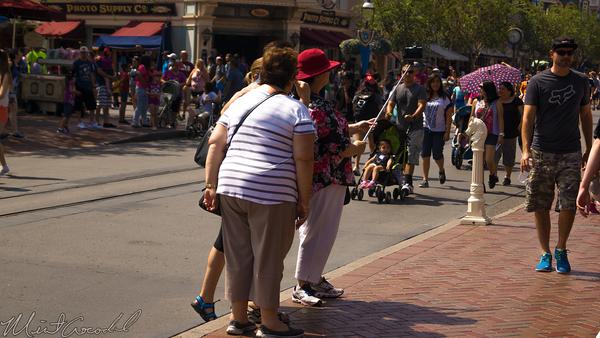 Disneyland Resort, Disneyland60, Disneyland, Main Street U.S.A., Selfie, Stick