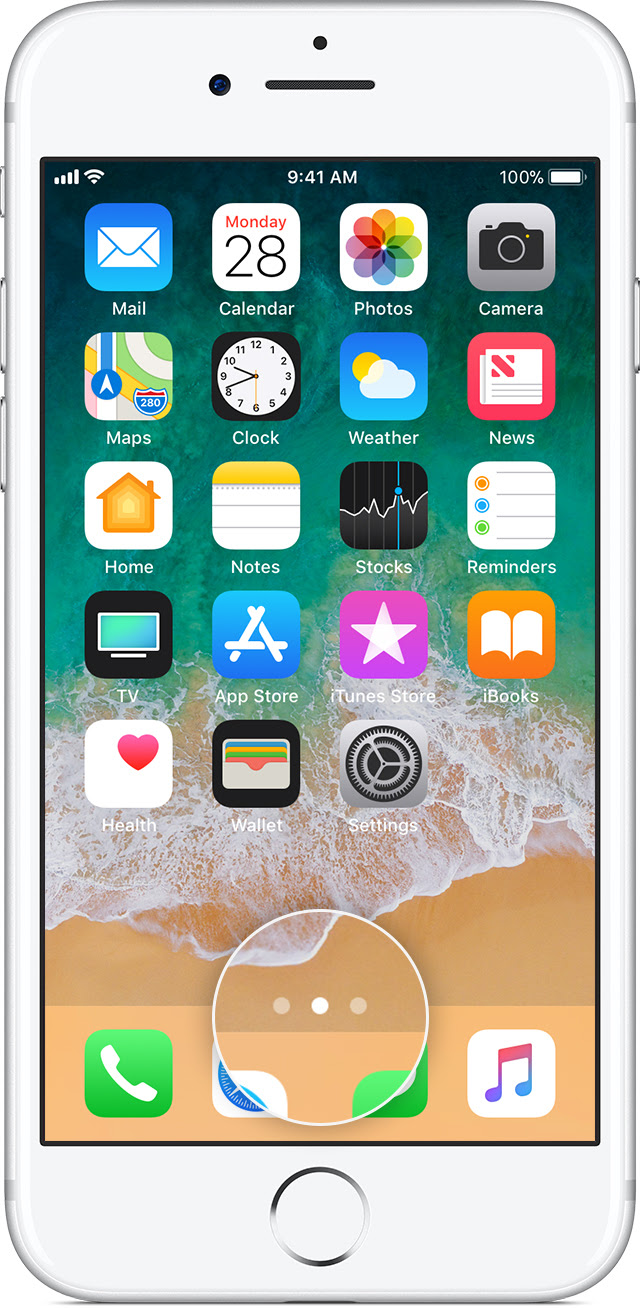 How to move apps and create folders on your iPhone, iPad ...
