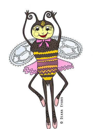 ballet bee 111