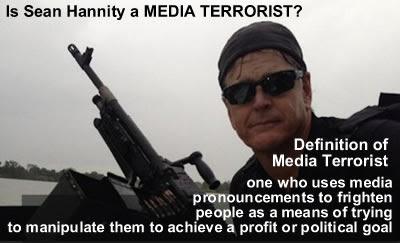 sean hannity propagandist liar media terrorist sean hannity fox news propaganda