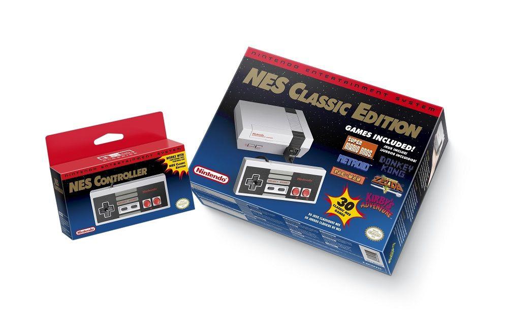 NES de Nintendo (1)