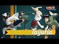 Estilos de Lutas do Mundo de Naruto-TAIJUTSO
