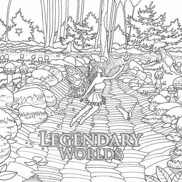 6800 Top Coloring Pages Books For Adults Images & Pictures In HD
