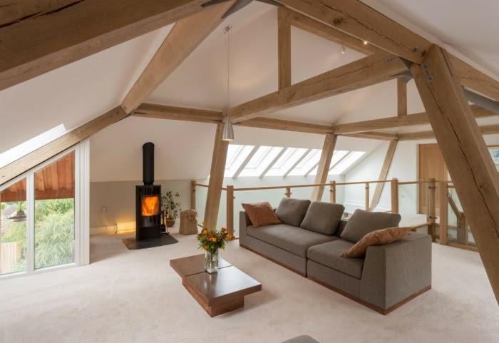 Wohnzimmer neu gestalten - Ideen im Landhaus-Look