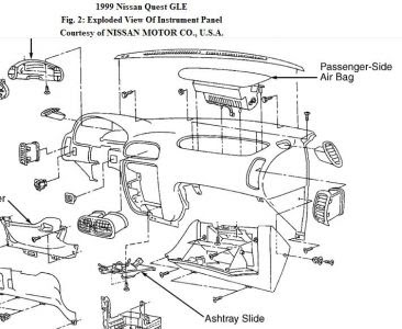 1995 Nissan Quest Fuse Box Diagram - knoefchenfee