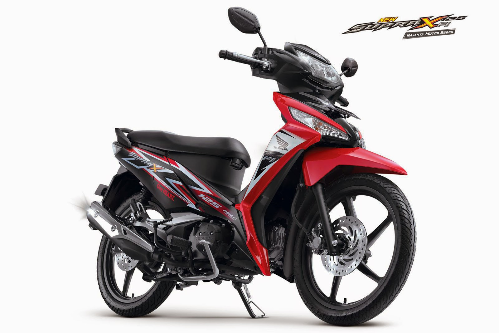 Honda Supra X CW