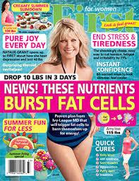 Natalie Grant na capa da revista