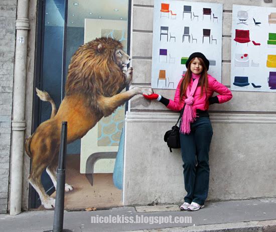 lyon lion 2
