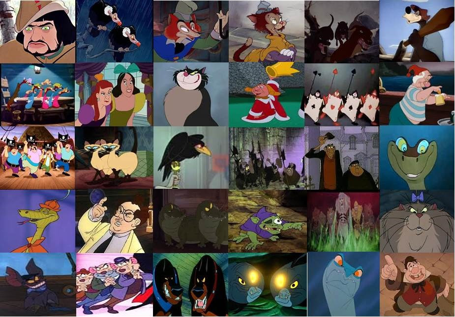 Commonalities In Disney Movies Over the Decades - All ...