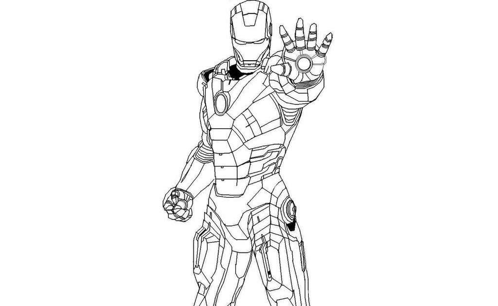 Iron man coloring pages free baby face for Iron man face coloring pages