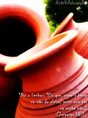 Arte e Adoração - Somos Vasos