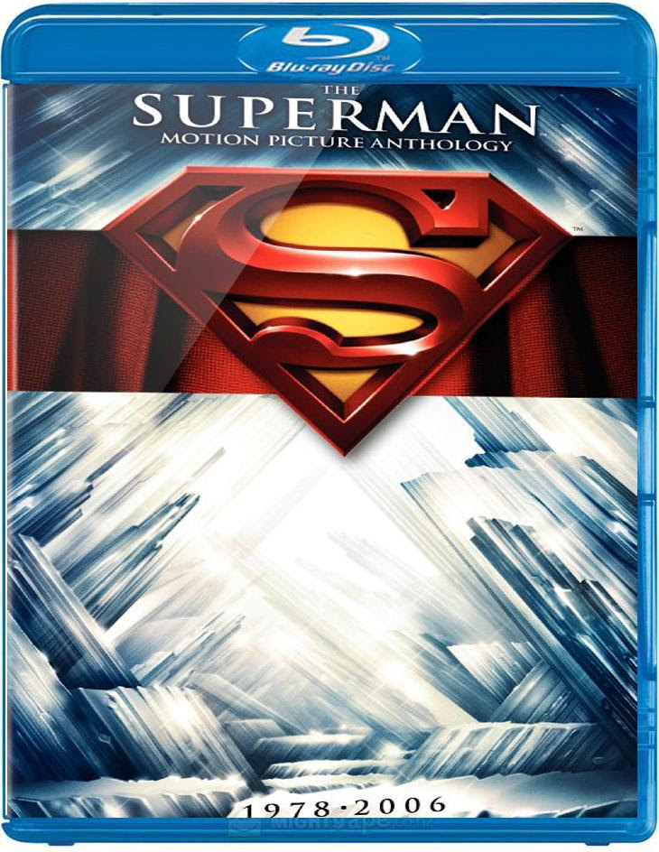 The Superman: The Motion Picture Anthology