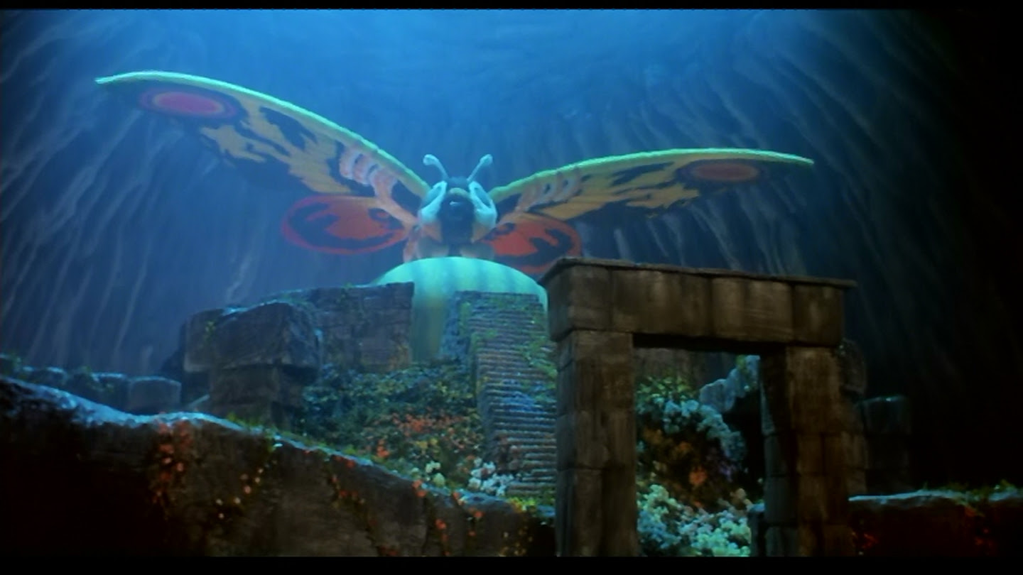 Mother Mothra. Lovely.