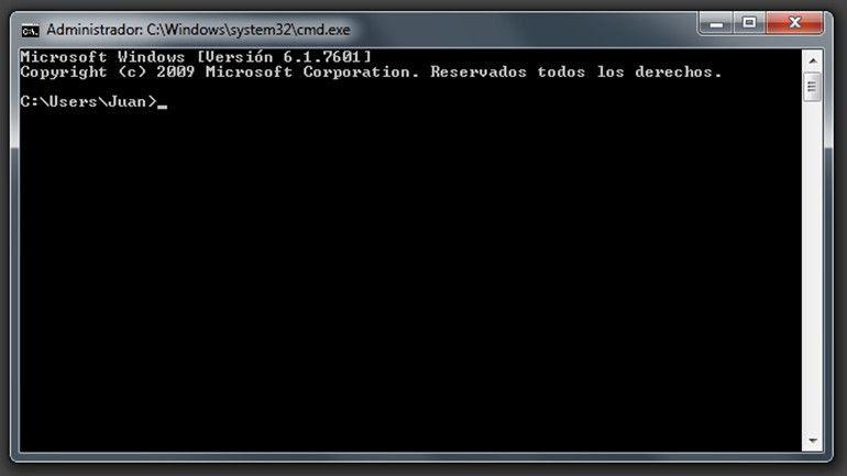 Siete formas de lanzar la consola de Windows