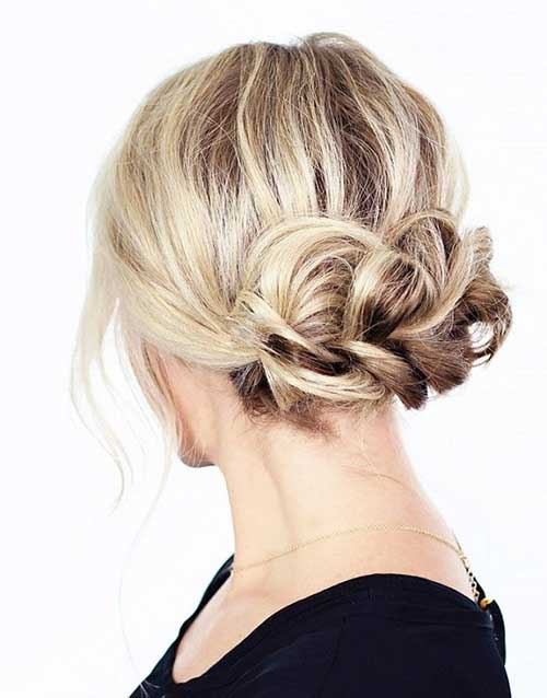 Fashionable and Easy Updos For Long Hair - Ohh My My