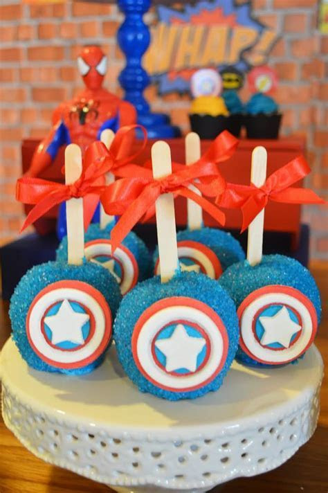 Ka Pow Superhero Birthday   Birthday Party Ideas & Themes