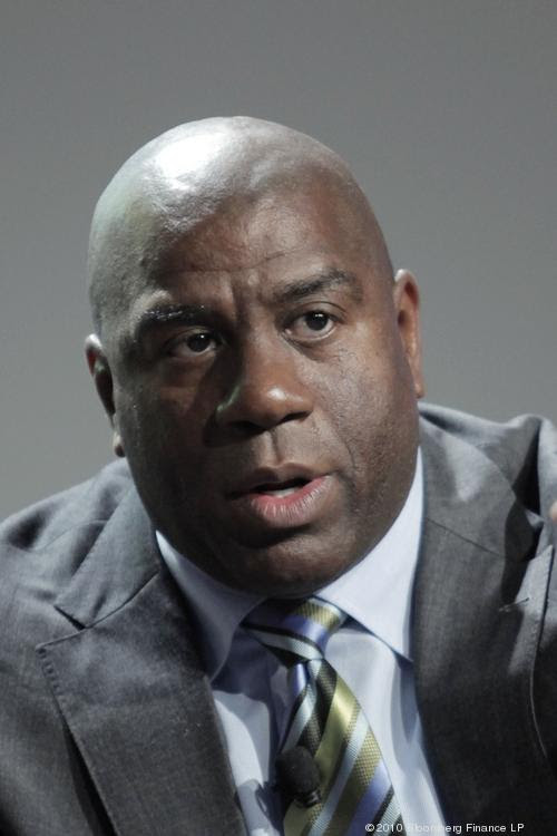 Magic Johnson to open EquiTrust Insurance office in ...