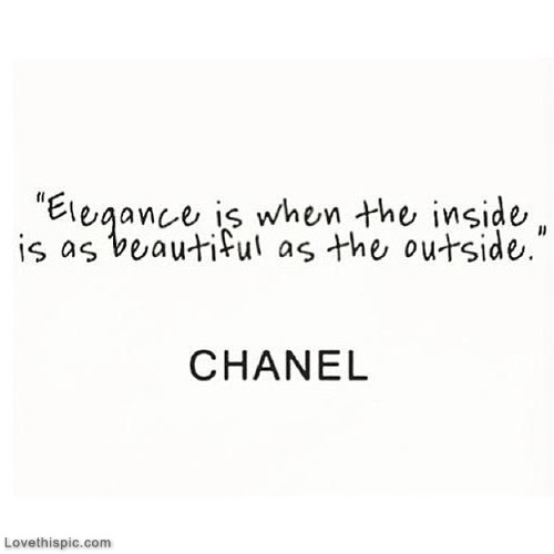 Elegance Is When The Inside Is Beautiful Pictures Photos And