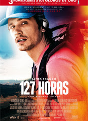 127 horas - Cartel