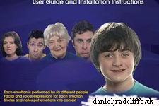 Daniel's guest appearance on Autism Mind reading DVD-rom