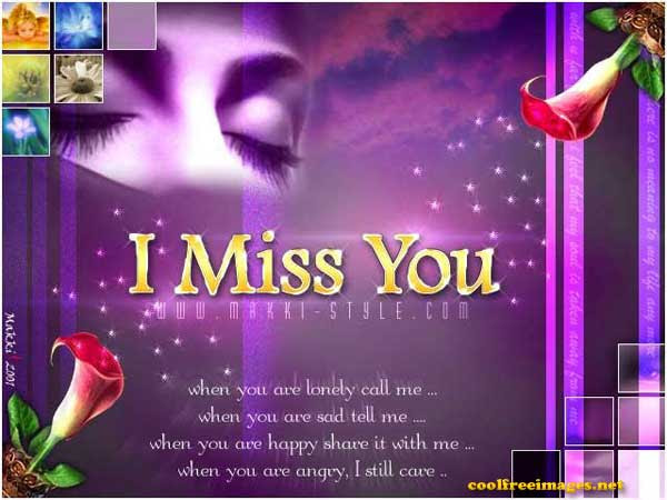 35 Best I Miss You Images And Comments Coolfreeimagesnet