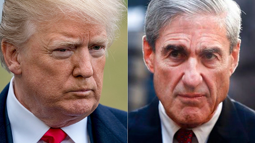 VON SPAKOVSKY: Why left's hope that Mueller indicts Trump will end badly