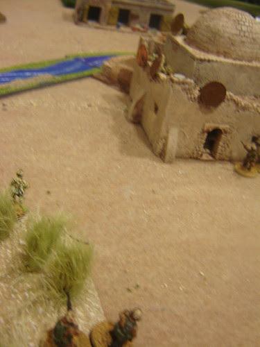 Sniper team look on helplessly