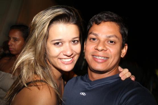 Iudi Queiroz e Francisco Araújo