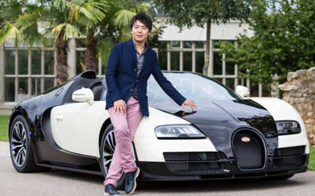 Among his clients was the pianist Lang Lang, whose Bugatti Veyron Mr King worked on