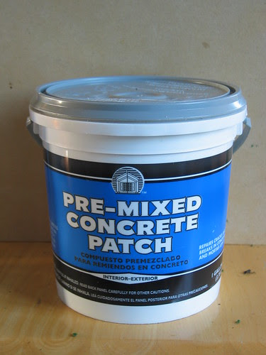 Pre-mixed Concrete Patch