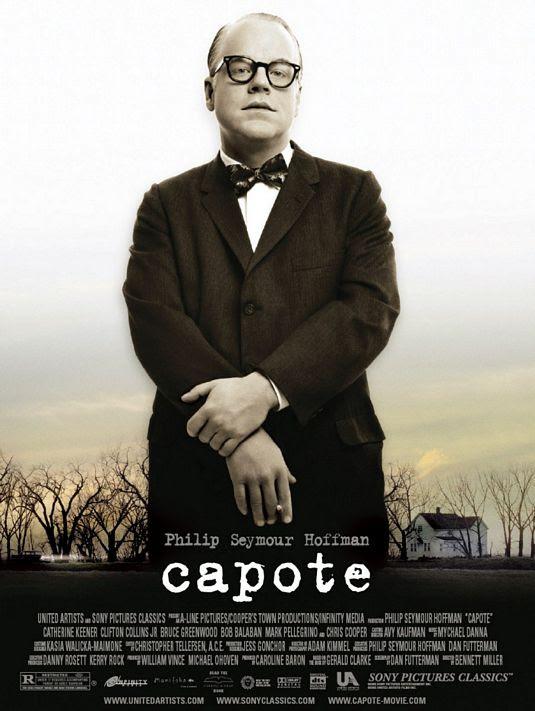 Capote Movie Poster